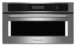 Brand: KitchenAid, Model: KMBP107ESS, Style: Stainless Steel