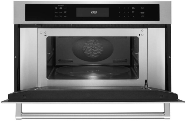 Kitchenaid Kmbp107ebs 27 Inch Built In Microwave Oven