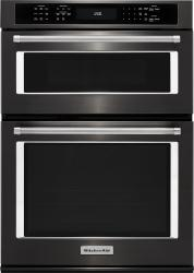 Brand: KitchenAid, Model: KOCE500ESS, Color: Black Stainless