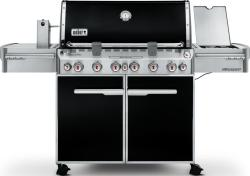 Brand: WEBER, Model: 7371001, Fuel Type: Black, Liquid Propane
