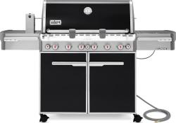 Brand: WEBER, Model: 7371001, Fuel Type: Black, Natural Gas