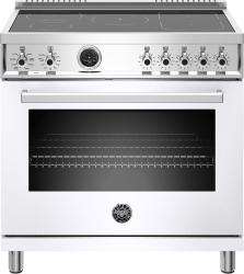 Brand: Bertazzoni, Model: PROF365INSGIT, Color: Bianco White