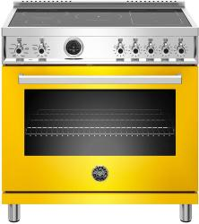 Brand: Bertazzoni, Model: PROF365INSGIT, Color: Giallo Yellow