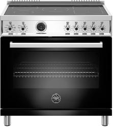 Brand: Bertazzoni, Model: PROF365INSGIT, Color: Nero Black