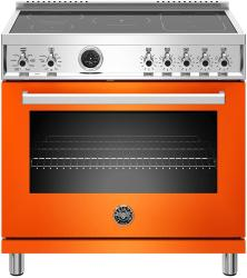 Brand: Bertazzoni, Model: PROF365INSGIT, Color: Arancio Orange