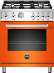 Brand: Bertazzoni, Model: PROF304GASROT, Color: Arancio Orange
