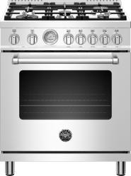 Brand: Bertazzoni, Model: MAST305DFMXE, Color: Stainless Steel, Natural Gas