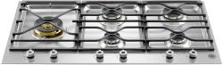 Brand: Bertazzoni, Model: PM365S0X, Fuel Type: Stainless Steel