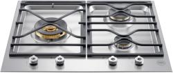 Brand: Bertazzoni, Model: PMB24300X, Fuel Type: Stainless Steel