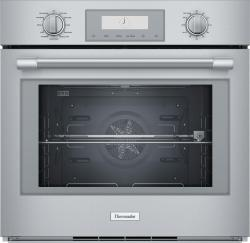 Brand: Thermador, Model: POD301, Color: Stainless Steel with Drop Down Oven Door