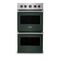 Brand: Viking, Model: VDOE527WH, Color: Blackforest Green