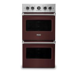 Brand: Viking, Model: VDOE527WH, Color: Kalamata Red