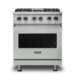 Brand: Viking, Model: VDR5304BGGLP, Color: Arctic Grey, Natural Gas