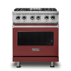 Brand: Viking, Model: VDR5304BGGLP, Color: Reduction Red, Liquid Propane