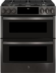 Brand: General Electric, Model: PGS960EELES, Color: Black Stainless