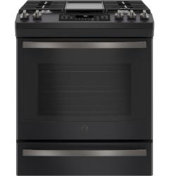 Brand: General Electric, Model: JGS760FELDS, Color: Black Slate