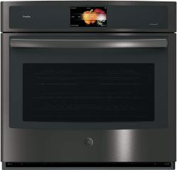 Brand: General Electric, Model: PT9051BLTS, Color: Black Stainless Steel