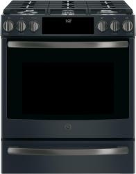 Brand: General Electric, Model: PGS930SELSS, Color: Black Slate