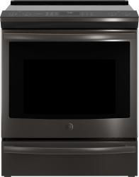 Brand: General Electric, Model: PHS930BLTS, Color: Black Stainless Steel
