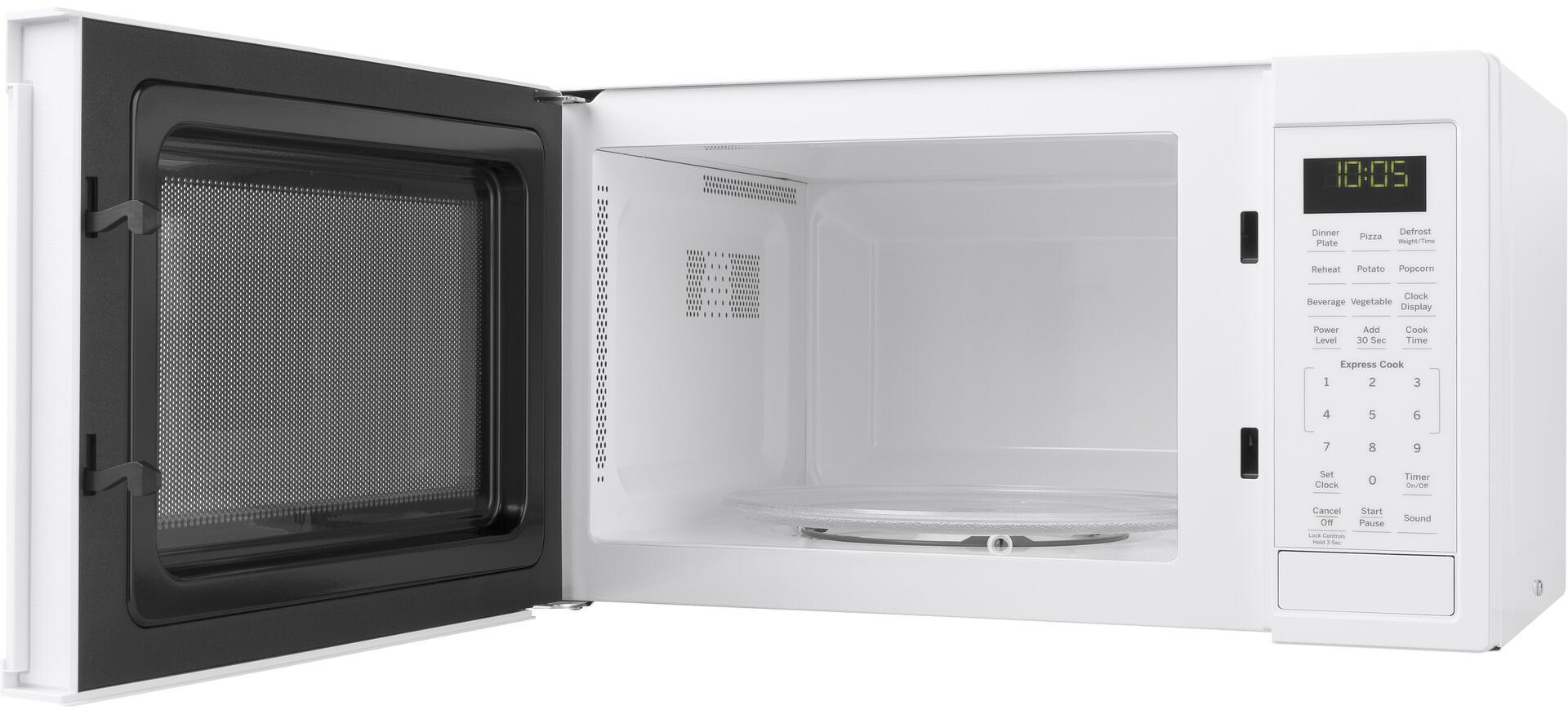 General Electric Jes1095dmbb 19 Inch Countertop Microwave