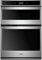 Brand: Whirlpool, Model: WOC75EC7HS, Color: Stainless Steel