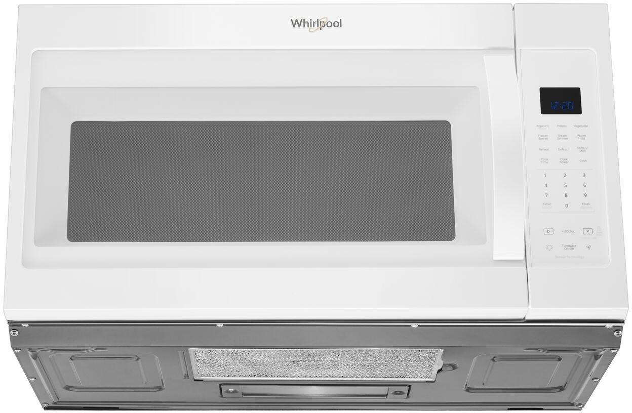 Whirlpool Wmh32519hz 30 Inch Over The Range Microwave Oven