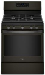 Brand: Whirlpool, Model: WFG550S0HB, Color: Black Stainless Steel