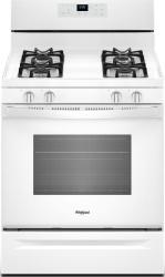 Brand: Whirlpool, Model: WFG510S0HB, Color: White