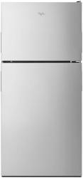 Brand: Whirlpool, Model: WRT348FMES, Color: Stainless Steel