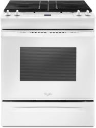 Brand: Whirlpool, Model: WEG515S0FS, Color: White