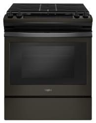 Brand: Whirlpool, Model: WEG515S0FS, Color: Black Stainless Steel