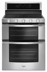 Brand: Whirlpool, Model: WGG745S0FE, Color: Stainless Steel