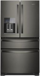Brand: Whirlpool, Model: WRX735SDHB, Color: Black Stainless steel