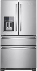 Brand: Whirlpool, Model: WRX735SDHB, Color: Fingerprint Resistant Stainless Steel