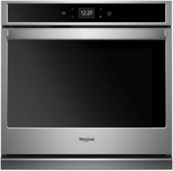 Brand: Whirlpool, Model: WOS51EC0HW, Color: Stainless Steel