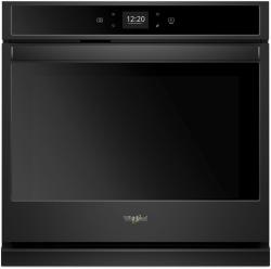 Brand: Whirlpool, Model: WOS51EC0HS, Color: Black
