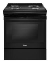 Brand: Whirlpool, Model: WEC310SAGB, Color: Black