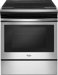 Brand: Whirlpool, Model: WEE510S0FV, Color: Black on Stainless Steel