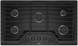 Brand: Whirlpool, Model: WCG55US6HW, Color: Black
