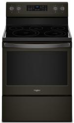 Brand: Whirlpool, Model: WFE550S0HW, Color: Black Stainless Steel