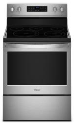 Brand: Whirlpool, Model: WFE550S0HW, Color: Stainless Steel
