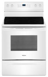 Brand: Whirlpool, Model: WFE550S0HW, Color: White