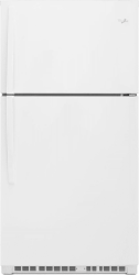 Brand: Whirlpool, Model: WRT541SZDM, Color: White