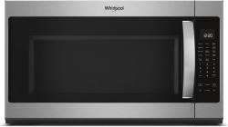 Brand: Whirlpool, Model: WMH54521HS, Color: Stainless Steel
