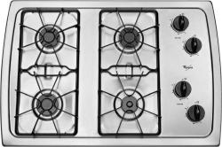 Brand: Whirlpool, Model: W3CG3014XB, Color: Stainless Steel