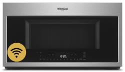 Brand: Whirlpool, Model: WMH78019HV, Color: Fingerprint Resistant Stainless Steel
