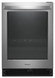 Brand: Whirlpool, Model: WUB50X24HV, Color: Stainless Steel