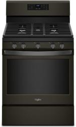 Brand: Whirlpool, Model: WFG525S0HS, Color: Black Stainless Steel