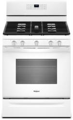 Brand: Whirlpool, Model: WFG525S0HS, Color: White