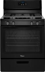 Brand: Whirlpool, Model: WFG320M0BS, Color: Black